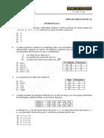 31 Estadística II