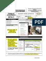 TA 2014 Evaluacion y Control de Proyectos