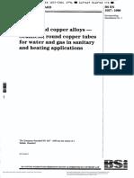 Copper Pipe BS en 1057_1996