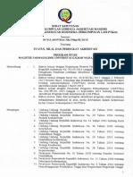 Akreditasi LAMPTKES MFK Maret 2016