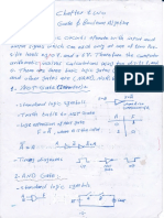 Digital Electronics chapter two