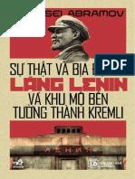 Sự Thật Và Bịa Đặt Về Lăng LeNin Và Khu Mộ Bên Tường Thành Kremli - Aleksei Abramov