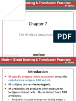 Chapter 7 Rh Blood Group System