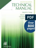 AABB Technical Manual 18th Ed