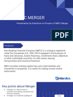 NBFC Merger Process in India