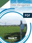 Valley Water Management June 2016
