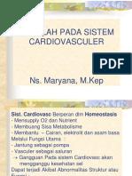 26 09 2017 Masalah Pada Sistem Cardiovasculer Maryana