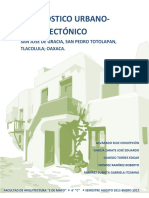 129922841 Diagnostico Urbano Arquitectonico
