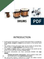 Presentation1 Drums