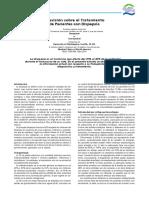 Revision Sobre El Tratamiento de Pacientes Con Dispepsia