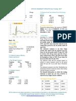 Market Update 31st October 2017