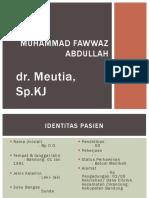 Muhammad Fawwaz Abdullah