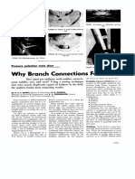 Why Branch Connections Fail