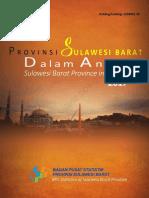 Provinsi Sulawesi Barat Dalam Angka 2017