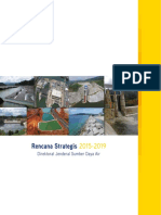 Rencana Strategis Sda 2015-2019