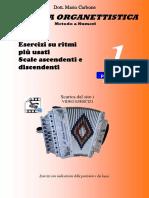 Tecnica Organettistica Vol 1