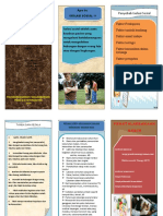 Leaflet Isolasi Sosial
