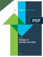 Design DuctileIronPipe