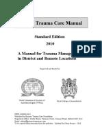 Primary Trauma Care 2010
