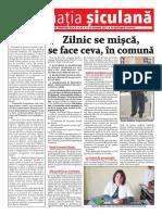 Informatia Siculana - 05 octombrie 2017