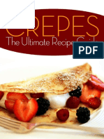 Crepes! the Ultimate Recipe Gui - Jennifer Hastings