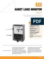 Magnetic Load Monitor