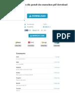 Gottfried Bammes Die Gestalt Des Menschen PDF Download