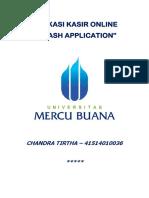 Proposal Aplikasi Kasir (Cover)
