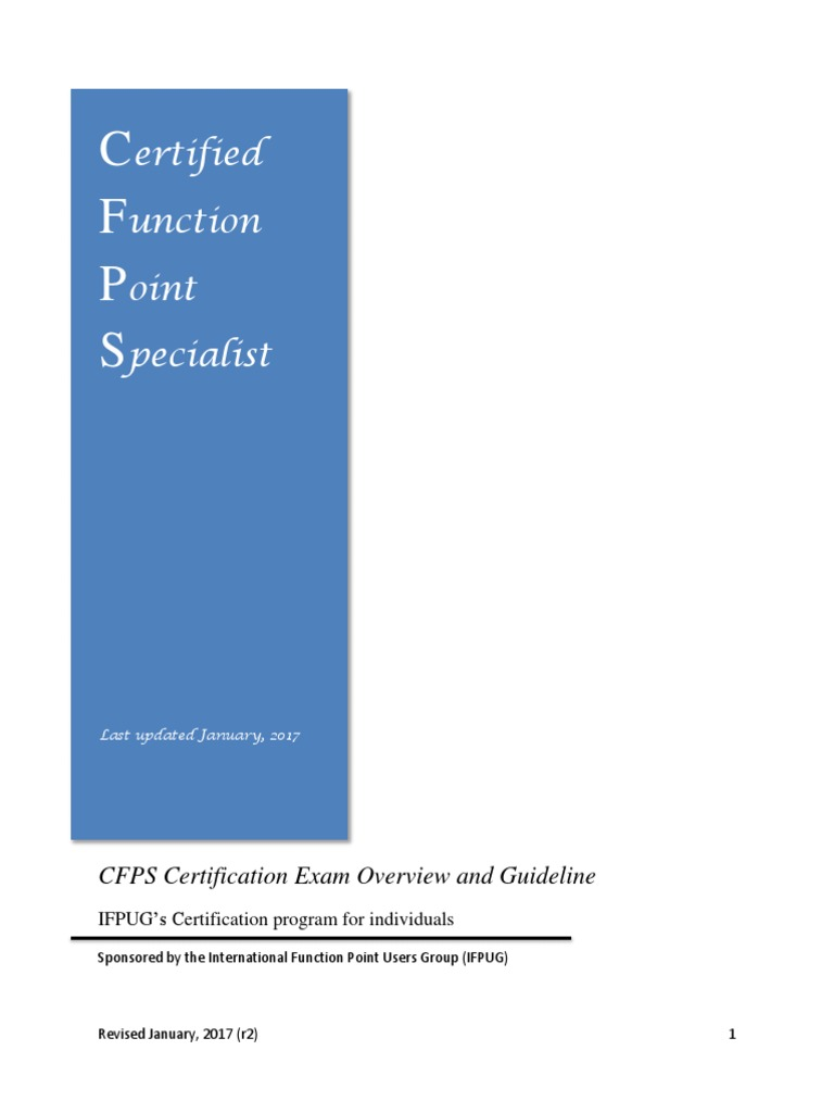 Cfpscfppengoverviewguidelinespdf test assessment cfpscfppengoverviewguidelinespdf test assessment identity document xflitez Image collections
