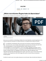 Ben Lerner_Die Welt