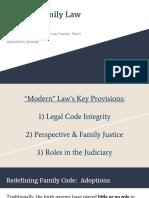 jason ancheta capstone synthesis 3 - modern family law visual aide