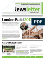 PEFC UK Newsletter October 2017