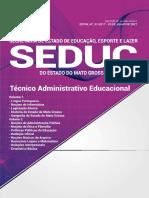 SEDUC MATO GROSSO TÉCNICO ADMINISTRATIVO.pdf