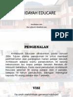 Al Hidayah Educare1