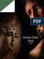 Programa Semana Santa Berja 2015