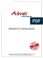 AFP Product Catalogue