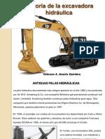 Sistemas de la excavadora 320 D