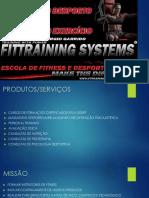 Apresentação Fittraining Systems