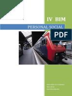 Pers. Social Kiender IV