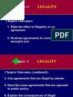 Buslaw11 Legality