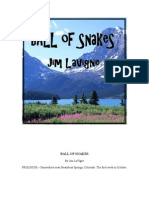 Ball of Snakes (Excerpt)