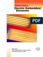 Moduthal Electric Embedded Elements