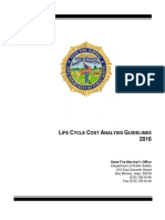 Life Cycle Cost Analysis 2016