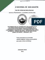 Deficiencias en Curtiembres en Arequipa