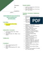 Padronização de Medicamentos ATC