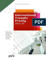 PCW Transfer Pricing