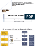 Sesion 01 , Proceso Del Marketing