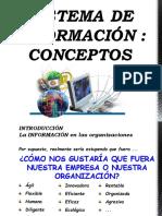 Tema i Sistema Informacion Dato Informacionconceptos (1)