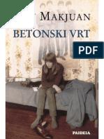 Jan Makjuen~Betonski vrt