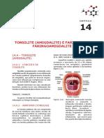 TonsiliteFaringite